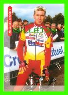 CYCLISME - 13e CYCLO-CROSS INTER. DIJON (21)  2000 - ALEXANDRE CHOUFE - - Cyclisme