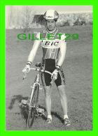 CYCLISME - THIERRY CASAS (C.S.M. PERSAN ) - PHOTO, PAUL IRIZAR - BIC - - Cyclisme