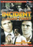 "ROBERT PINE & DAVID CANARY /WILLIAM SHATNER * INCIDENT ON A DARK STREET * ""DVD""   - NEW / SEALED - Drama"