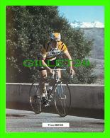 CYCLISME - YVON BERTIN - ÉQUIPE COMPÉTITION, RENAULT-GITANE-CAMPAGNOLO - - Cyclisme