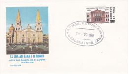 Pope John Paul II - Visit: 1979 Guadalajara Mexico (G37-1) - Buddhism