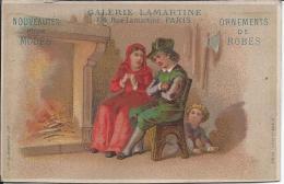 CHROMOS -  GALERIE LAMARTINE - Personnages - Chromos