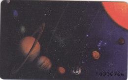 Venezuela, CAN2-0091, Nuestro Sistema Solar  10/10, 2 Scans. - Venezuela