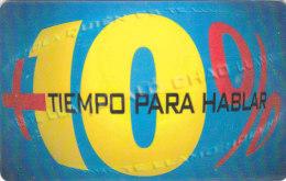 Venezuela, CAN2-0149, Hable Más 10%, 2 Scans. - Venezuela