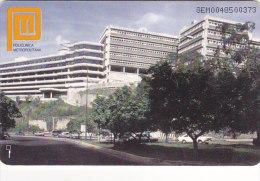 Venezuela, CAN2-0153, Policlinica Metropolitana, 2 Scans. - Venezuela