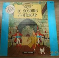 TINTIN  Le Sceptre D'Ottokar  - 78 T - Dialogues, Musique Et Chansons - 1977 - Herge - Non Classés