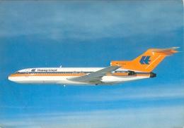 AK Flugzeug Hapag-Lloyd Boeing-Jet B727-100 Deutschland Airplane Avion GERMANY Aereo Aeroplane Plane - 1946-....: Moderne