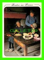 RECEIPE - RECETTE - BOUDINS AUX POMMES - CIRCULÉE EN 1992 - - Recettes (cuisine)