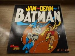 JAN  & DEAN - BATMAN - BAM CARUSO - 1987 - Non Classés
