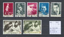Koninklijke Familie 1963 - Yv./OCB 1262/68 Gest./obl./used - Belgium