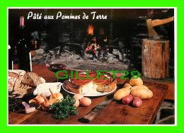 RECIPES - RECETTES - LE PATÉ AUX POMMES DE TERRE - - Recettes (cuisine)