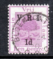 Orange Free State  45 I  (o) - Orange Free State (1868-1909)