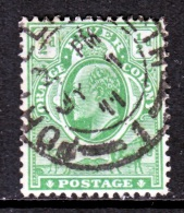 Orange Free State  70  (o)  Wmk 3 - South Africa (...-1961)