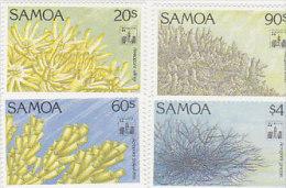 Samoa 1994 Corals Hong Kong 94 - Samoa