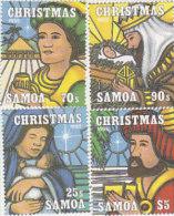 Samoa 1995 Christmas - Samoa
