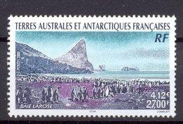 Naa1105 FAUNA VOGELS PINGUINS PENGUIN BIRDS VÖGEL OISEAUX TAAF TERRES AUSTRALES ET ANTARCTIQUES FRANCAISES 2000 PF/MNH - Penguins