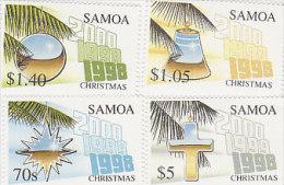 Samoa 1998 Christmas - Samoa