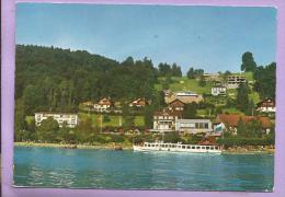 SUISSE  - Hermitage Luzern Seeburg - Hotel Restaurant am See -