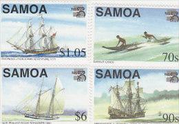 Samoa 1999 Australia 99 Ships - Samoa