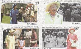 Samoa 1999 Queen Mother Century - Samoa