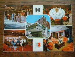 ZENICA Hotel INTERNACIONAL / Anno 1980 ( Zie Foto Voor Details ) !! - Yougoslavie