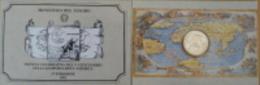 1991 - Italia 500 Lire Colombo III - Commémoratives