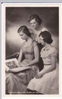 Princess Margaretha , Birgitta And Desiree Of Sweden   ( E 1 - Familles Royales