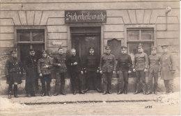 Sicherheitswache Wien - 20´er Jahre - Wien Mitte