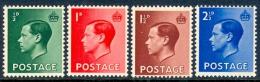 GREAT BRITAIN 1936 KEVIII Set (4v), VF MNH - 1902-1951 (Kings)
