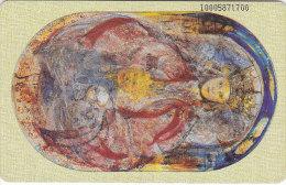 Venezuela, CAN2-0206, Reliquia De Coromoto (2ª Edición), 2 Scans. - Venezuela