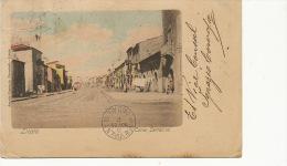Licata Corso Serrovira Envoi Vice Consul Espagne Cachet 1902 Vers Cuba Casuccio Paraninfo - Other Cities