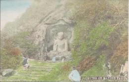 7794 - Japon  Daibutsu On Hakone Pass Japan - Japon