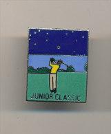 JUNIOR CLASSIC - Golf