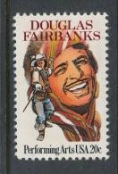 USA 1984 Scott  #  2088. Douglas Fairbanks (1883-1939), MNH (**). - Nuevos