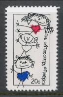 USA 1984 Scott  #  2104. Family Unity, MNH (**). - Nuevos