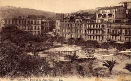 98 - Oran - Place De La République  -  L.L. - Oran