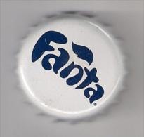 FANTA  Crown  Cap From Slovenia - Soda