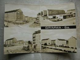 Deutschland - GRIMMA   Stamp  Egypt  D106986 - Grimma
