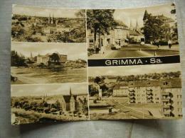 Deutschland - GRIMMA    D106988 - Grimma