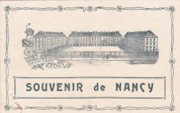 54 - Souvenir De NANCY - Caserne Thiry - Nancy