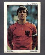 Q550 - IMAGE STENVAL COUPE DU MONDE DE FOOTBALL 1978 - RUUD KROL - Unclassified