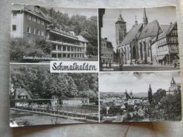 Deutschland -  Schmalkalden     D107050 - Schmalkalden