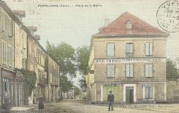 Tarn- Pampelonne -Place De La Mairie. - Pampelonne