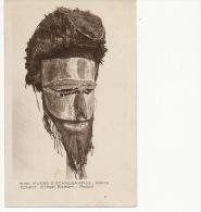 Papua New Guinea Archipel Bismarck Masque Musée Ethnographie Paris - Papouasie-Nouvelle-Guinée