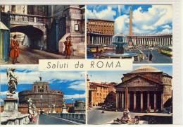 Saluti Da ROMA   Multi Veduta, - Santé & Hôpitaux