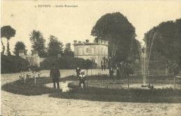 38 - BAYEUX - Jardin Botanique -  (noir Et Blanc).- - Bayeux
