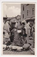 Cpa KOSOVO SARAJEVO Muslimanke Na Pazaru Marché - Jovan Ukropina - Kosovo