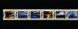 NEW ZEALAND - 1996 SCENERY 40 C. SELF-ADHESIVE PHOSPHOR FRAME Perf. 11½ MINT NH - New Zealand