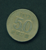 SOUTH KOREA - 1973 50w Circ. - Korea, South