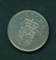 DENMARK - 1967 1k Circ. - Denmark